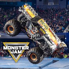 Buy Monster Jam tickets, Monster Jam tour details, Monster