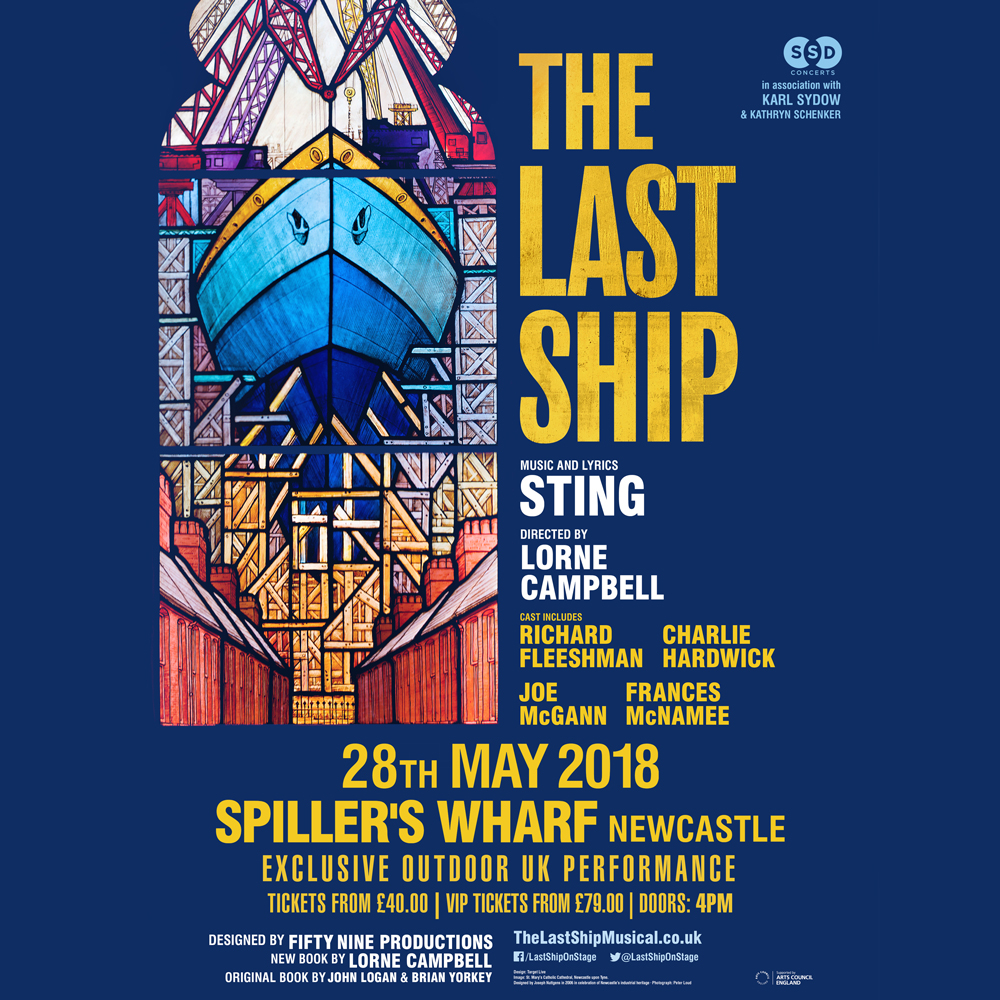 Buy The Last Ship - Live From Spillers Wharf tickets, The